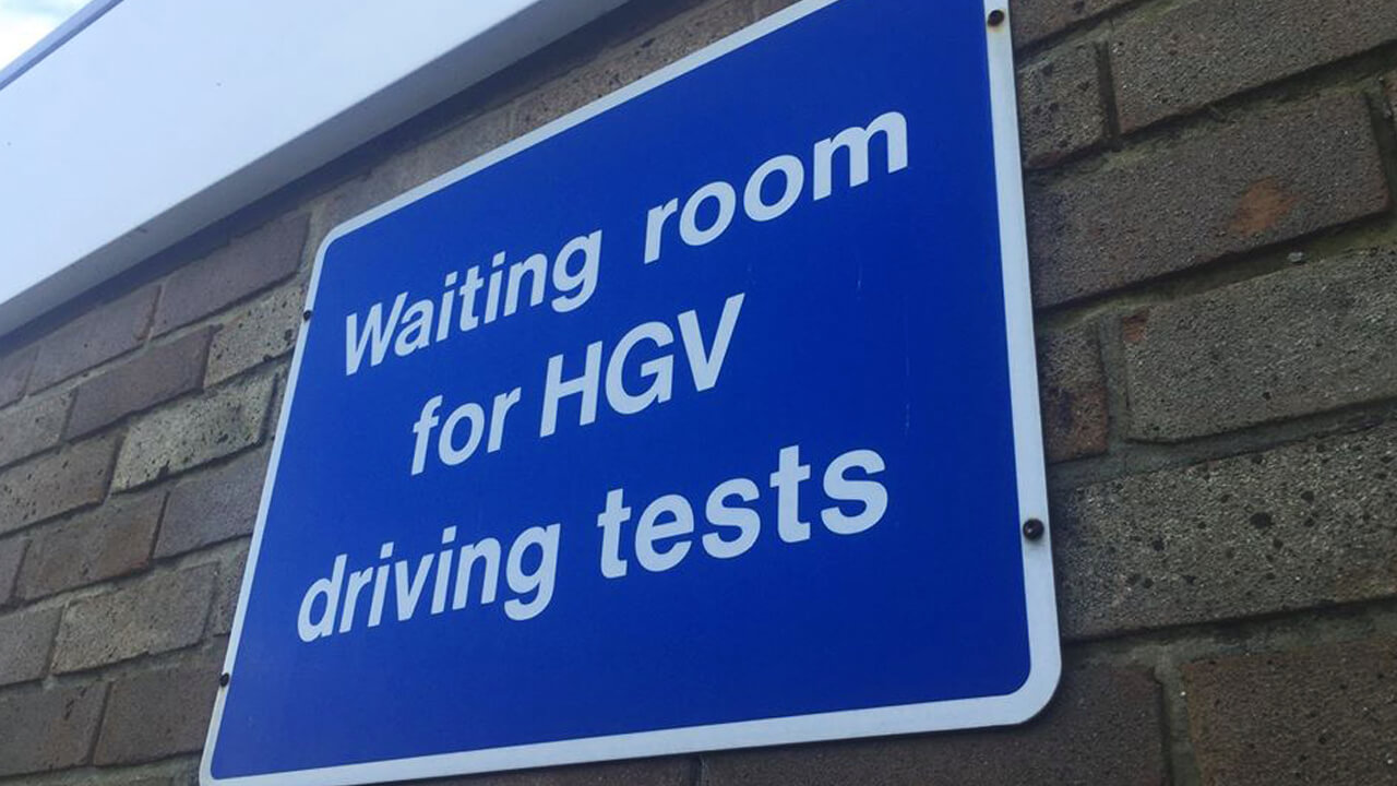 HGV Driving Test Part 1 (Preparation and Booking)