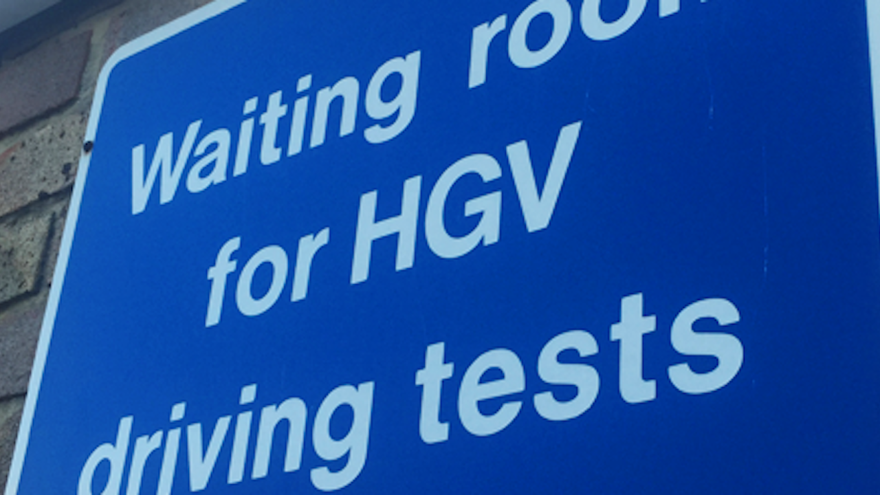 HGV Driving Test Part 2 (Test Day)