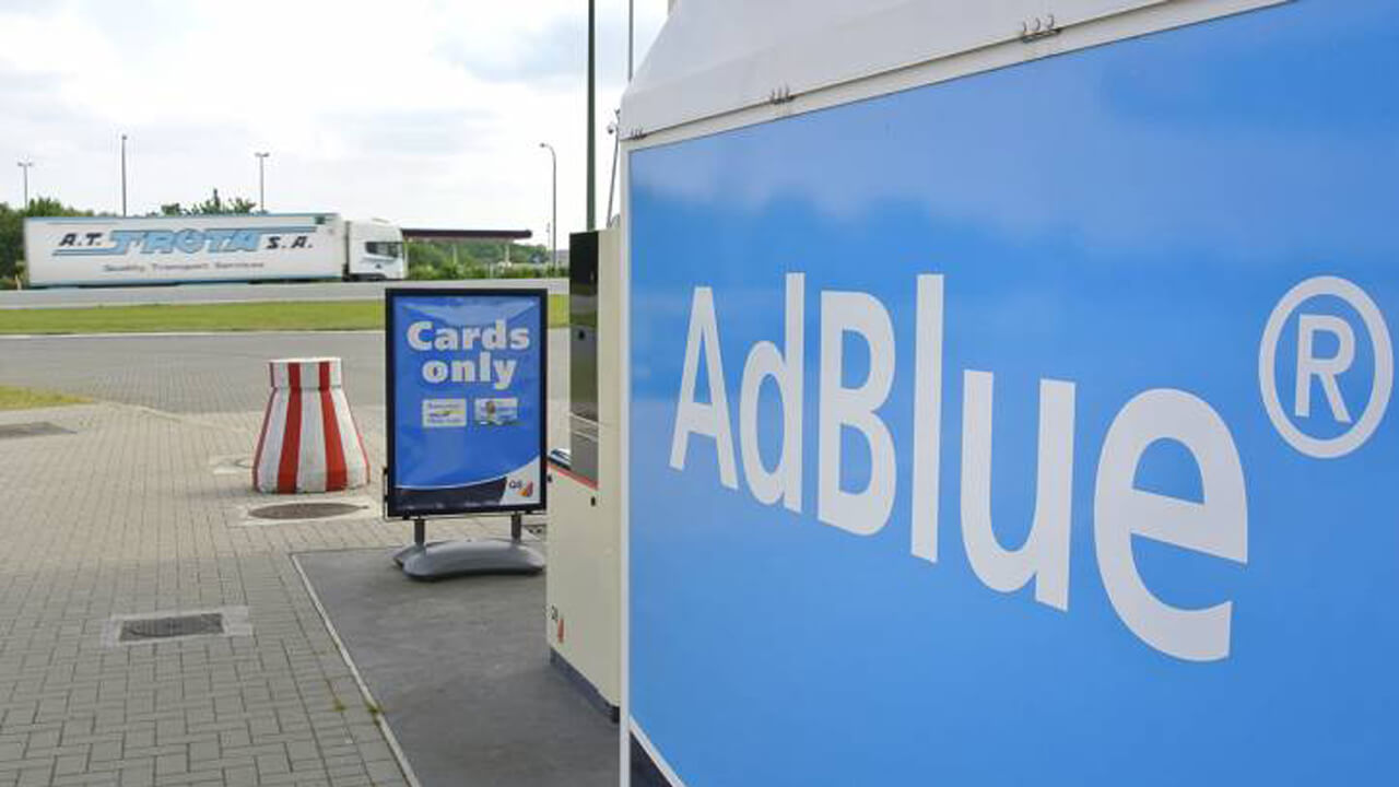 Almost 400 trucks found with AdBlue cheating devices in past six months