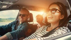 Driving without sunglasses could land you in trouble with the law