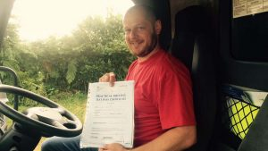 How to get your HGV licence
