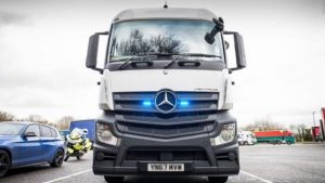 Operation Tramline – The Unmarked Police HGV Project