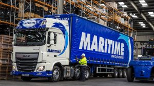 Maritime wins Road Haulier of the Year Award