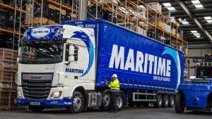Maritime wins Road Haulier of the Year Award