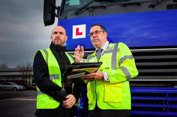 Top 10 reasons for HGV driving test fails