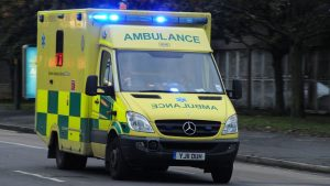 Getting your C1 Ambulance Driving Licence