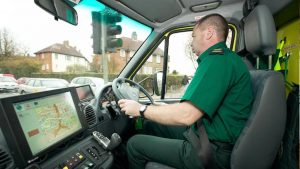 The C1 Ambulance Driving Test