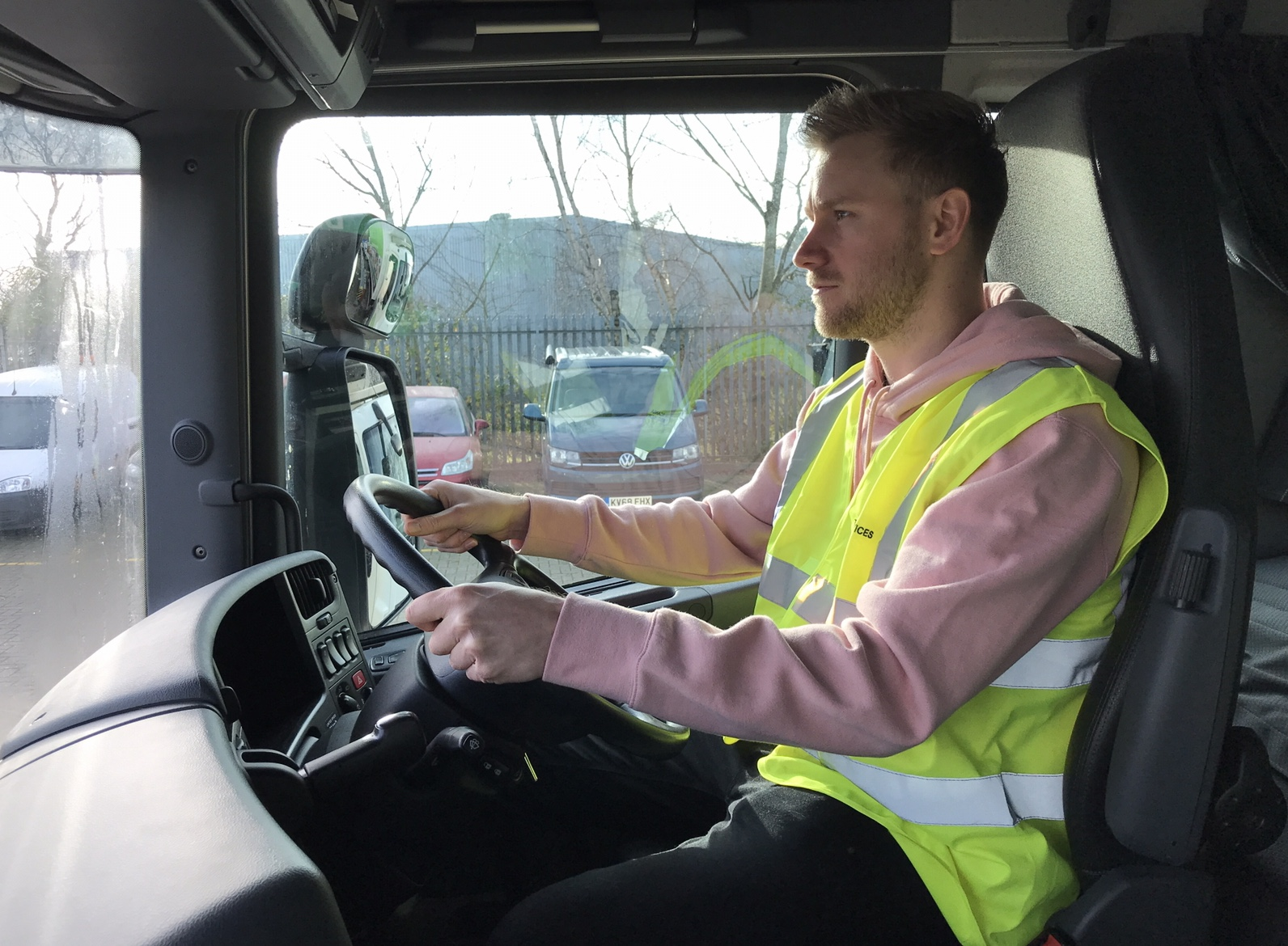 Five myths about HGV training courses